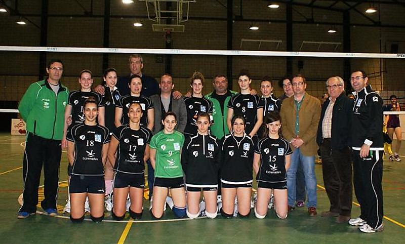El club Voleibol Nuestra Señora de la Luz cumple 25 años