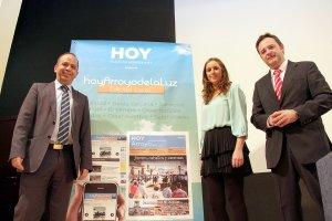 HOY alcanza la docena de cabeceras locales con HOYarroyodelaluz.es