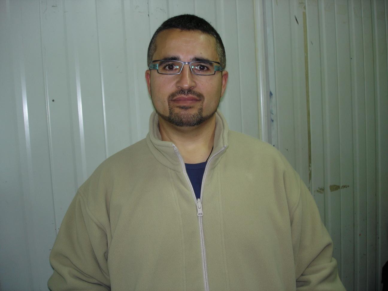 Daniel Álvarez recuerda a su tierra cada día desde Afganistán