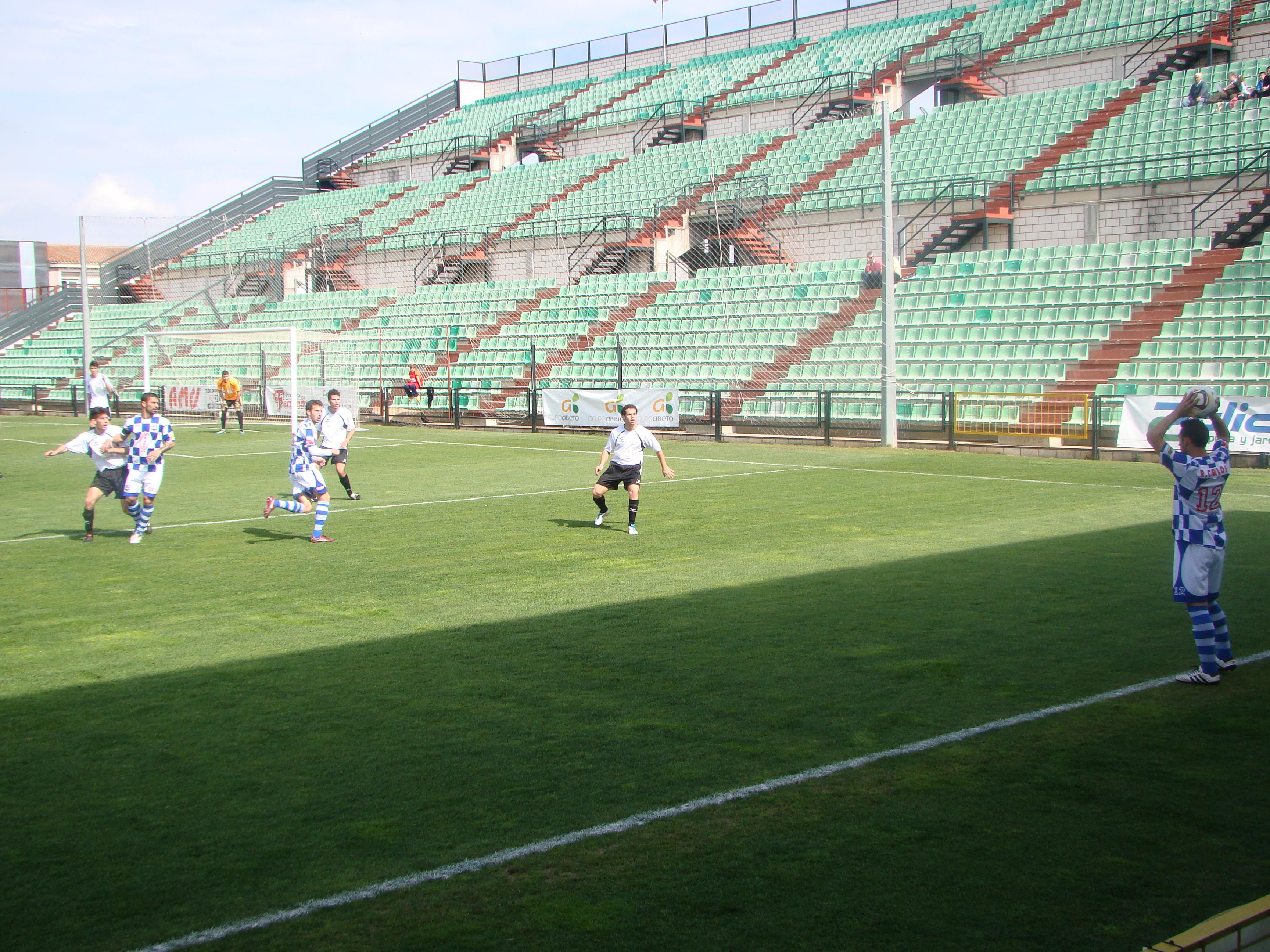 El Arroyo C.P vence 0-1 al Mérida U.D
