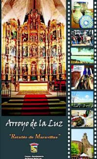 'Arroyo de la Luz, Retablo de maravillas' la nueva guía turística se presentará en FITUR