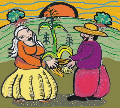 Charla sobre la soberanía alimentaria a través de la agroecología