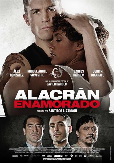 """Hoy en el cine se podrá ver la película española """"Alacrán Enamorado"""""""