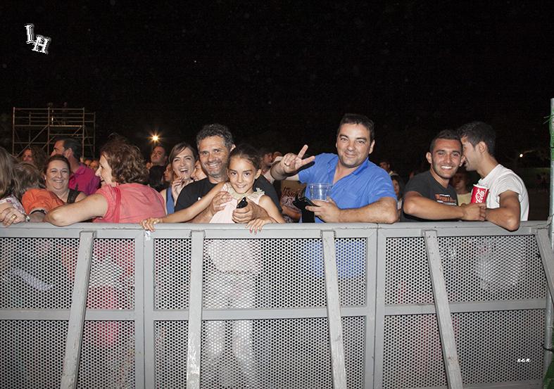 Concierto Melendi/ Fotos Loli Higuero