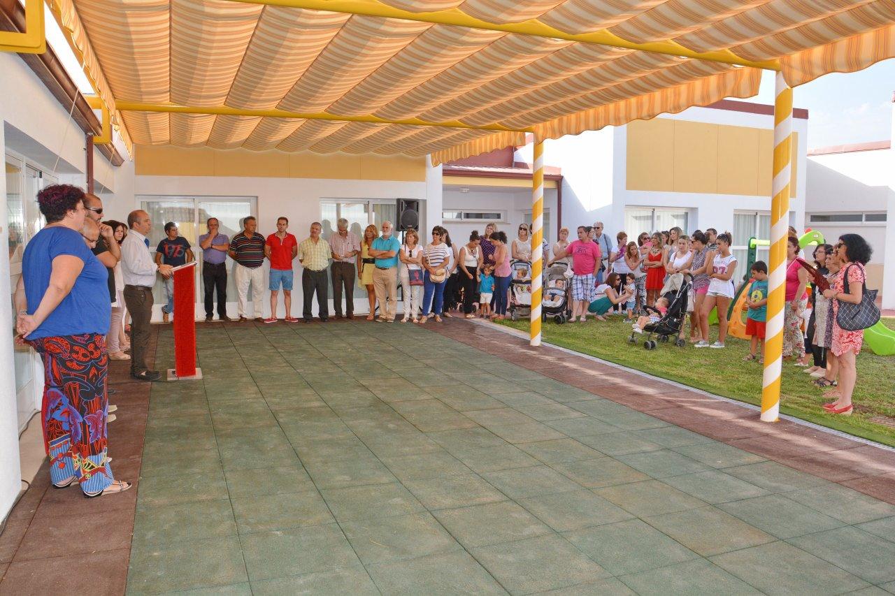 Inauguración de las nuevas instalaciones de la guardería