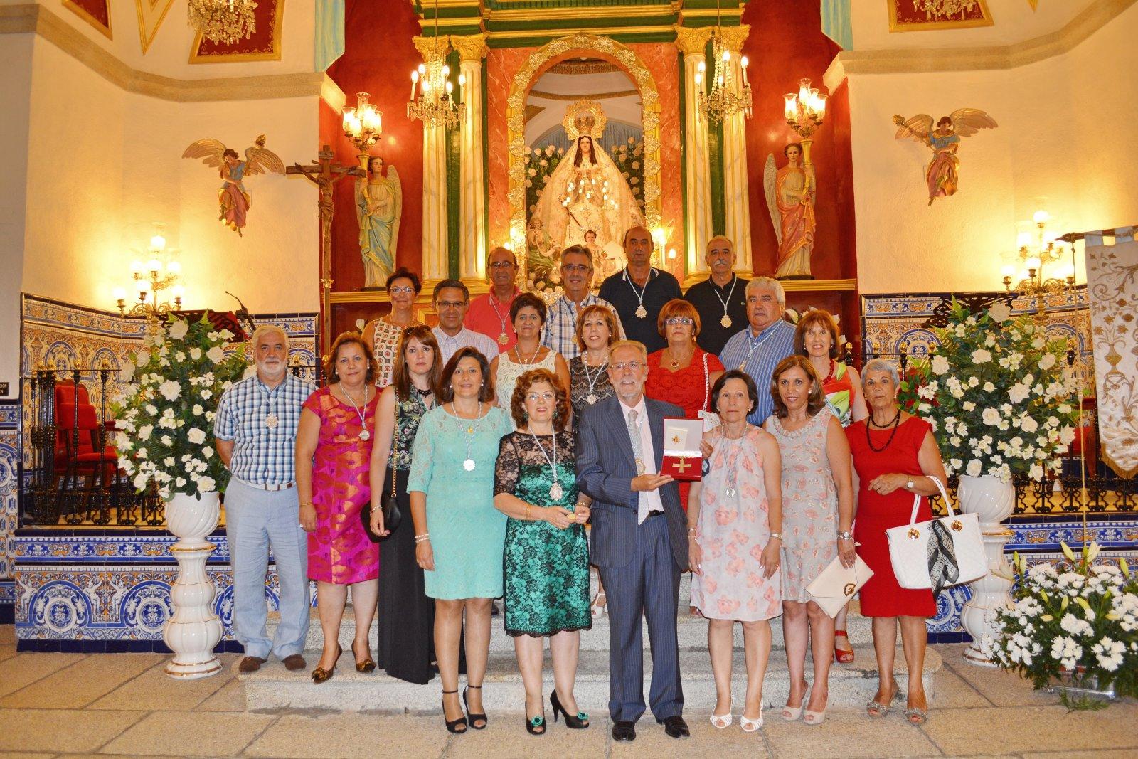Asociación Paisajes y Fiestas Medalla de Arroyo 2014