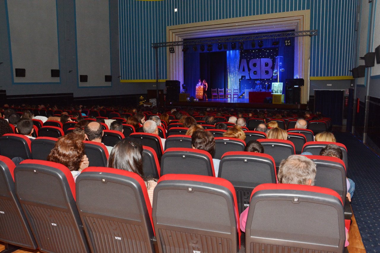 Gala premios Hermanos Caba 2014