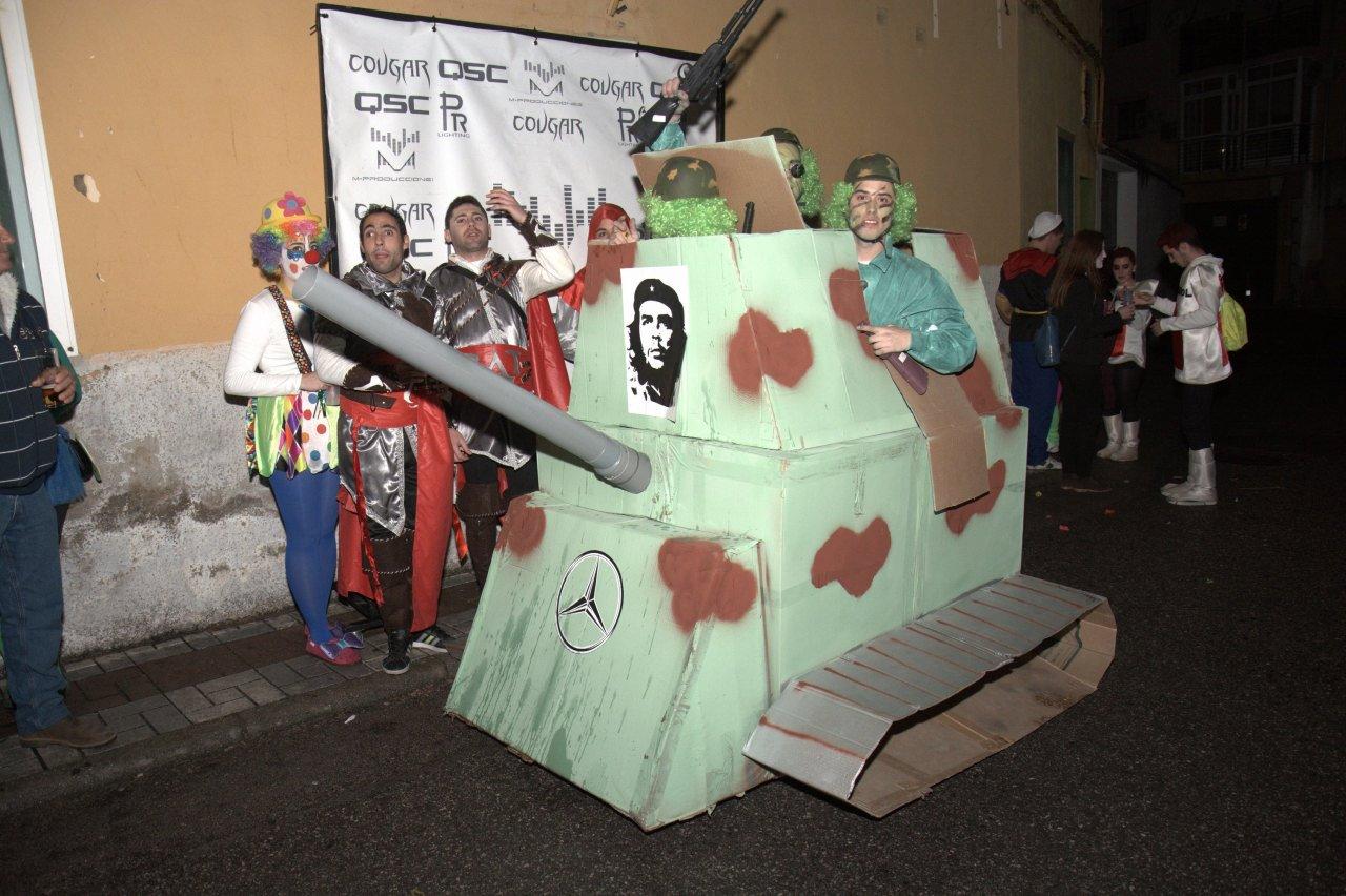 Viernes Carnaval 2015