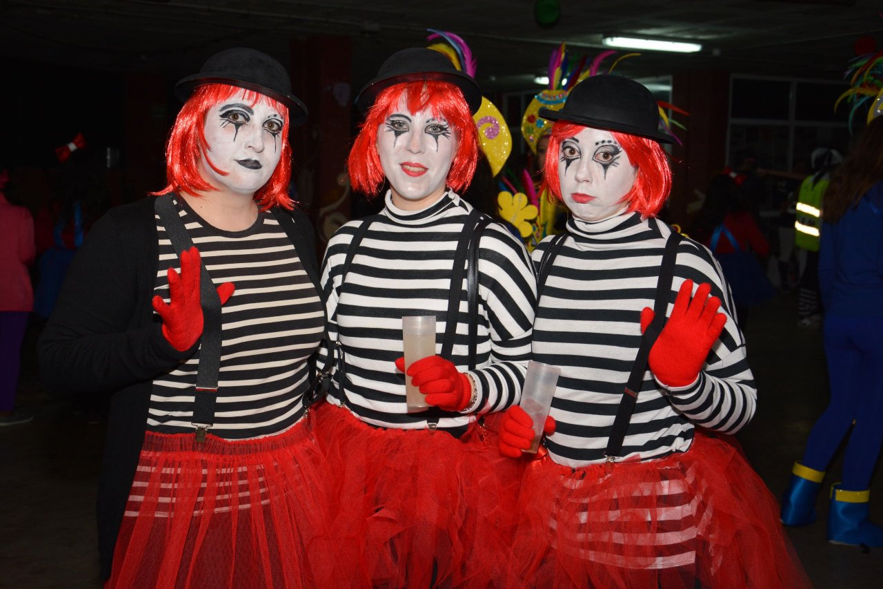 Carnaval 2015 Desfile del Sábado