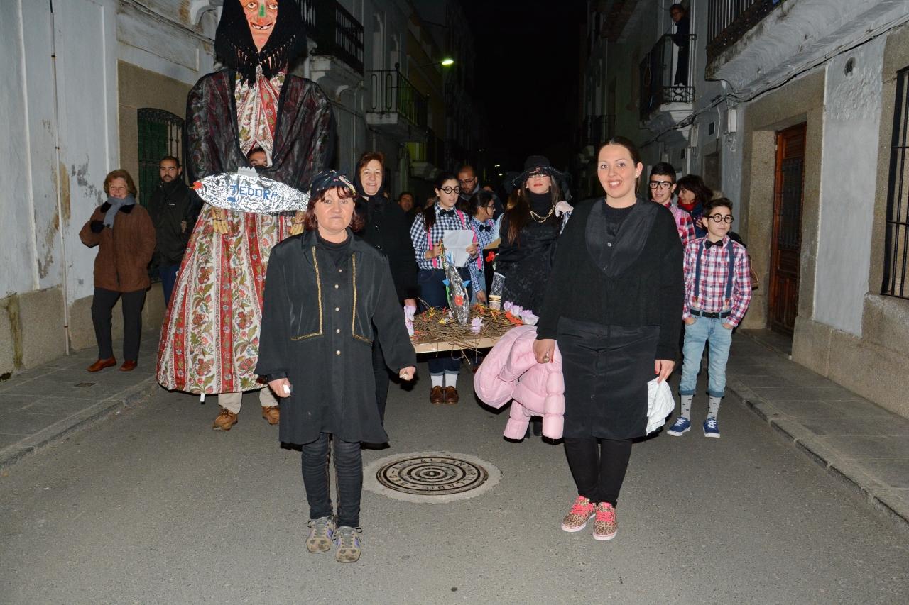 Entierro de la Sardina 2015